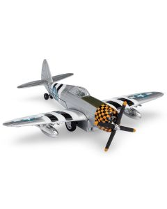 Diecast Pullback P-51 & P-47 Toys