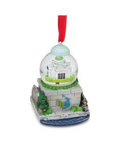 MSI Water Globe Ornament