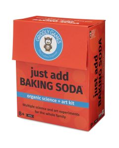 Just Add Baking Soda Science Kit