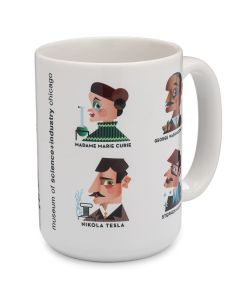 Famous Scientists Mug