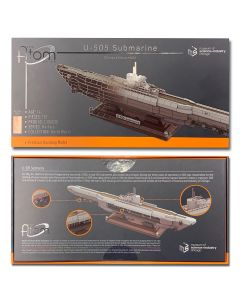U-505 Submarine Premium Building Mode