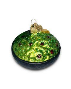 Guacamole Bowl Ornament