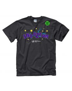 Adult Snoozeum Glow-in-the-Dark Tee