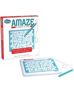 Amaze: 16 Mazes In One