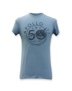 Adult Apollo 11 50th Anniversary T-Shirt