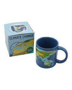 Climate Change Global Warming Mug
