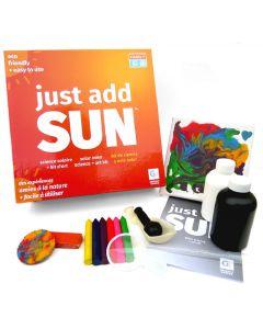 Just Add Sun Solar Science Kit