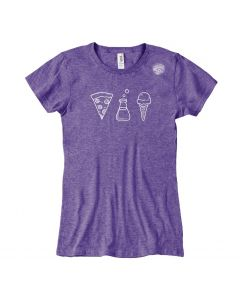 Ladies Scientific Treats T-Shirt