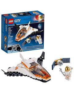 Lego Satellite Service Mission