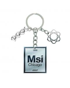 Msi Chicago 60637 Elements Keychain