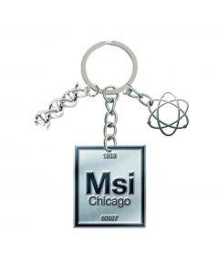 Msi Chicago 60637 Elements Keychain
