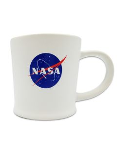 NASA Meatball Logo Mug