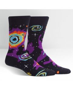 Men's Nebula Crew Socks