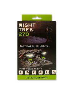 Night Trek Tactical Shoe Lights