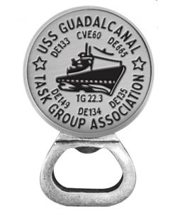 U-505 TG 22.3 Magnetic Bottle Opener