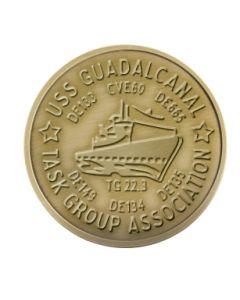 USS Guadalcanal Commemorative Coin