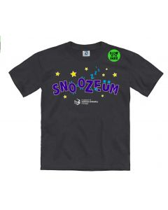 Youth Snoozeum Glow-in-the-Dark Tee