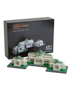 Exclusive MSI Building Set