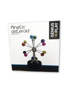 Kinetic Asteroid by Genius at Play