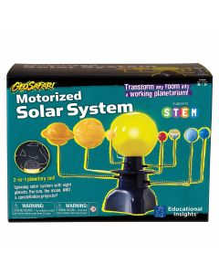 Motorized Solar System Science Kit