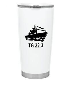 U-505 Task Group 22.3 Stainless Steel Travel Mug